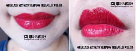 Guerlain KissKiss Shaping Cream Lip Color (4)