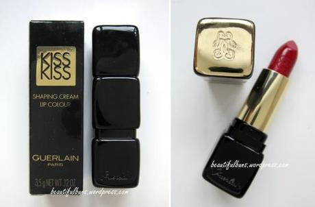 Guerlain KissKiss Shaping Cream Lip Color (1)
