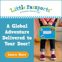 Little Passports Sweet Deal: 10% Off Site-Wide! #affiliate