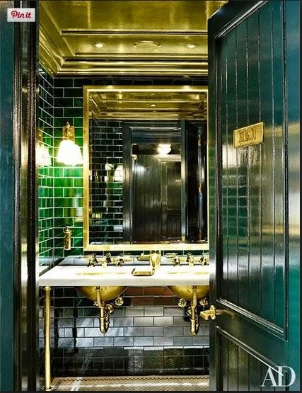 Green Tile Envy!