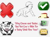 Cheese Butter, Cow's Milk Baby Until Year?