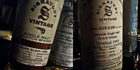 Glen Elgin Signatory Vintage Cask Strength