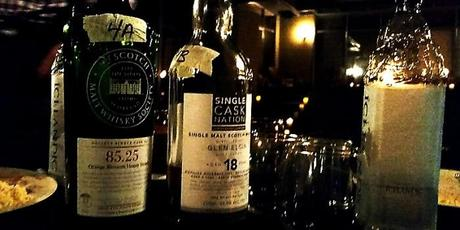 Glen Elgin SMWS vs SCN