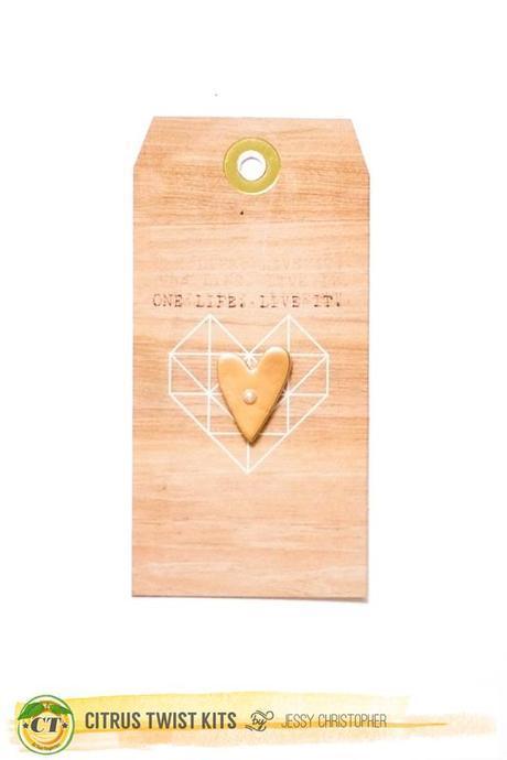 Citrus Twist Kits : Love Forever Mini Album