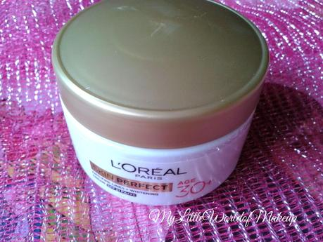 L'Oreal Paris Skin Perfect Anti - Fine Lines + Whitening cream Review