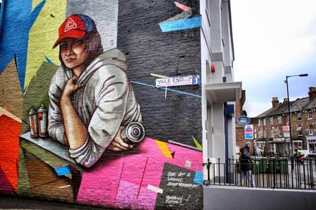 In & Around London: Painted East Dulwich