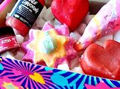 Review: Valentine's 2015 Ideas with LUSH!