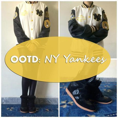 OOTD: NY Yankees