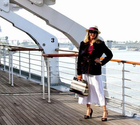 Nautical On The Queen Mary
