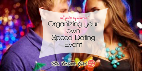 Organizing a Speed Dating Event