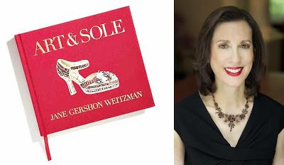 Valentine's Day Gift for Shoe Lovers: ART & SOLE by Jane Weitzman