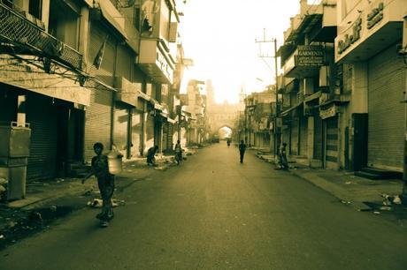 4-charminar-morning-harsha-photography