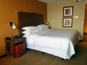 The Room at Four Points by Sheraton, H alifax