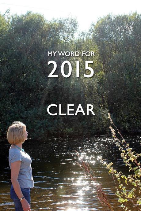 Minimalist Monday: My Word for 2015