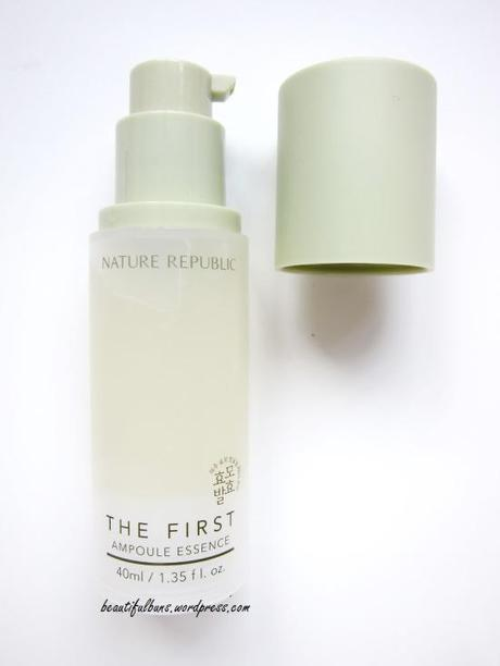 Nature Republic The First Ampoule Essence (3)