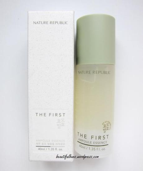 Nature Republic The First Ampoule Essence (1)