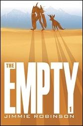 The Empty #1 Cover
