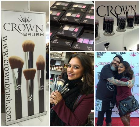 Welcome To New York, Crown Brush