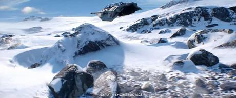 DICE does Star Wars Battlefront - oh, yes!