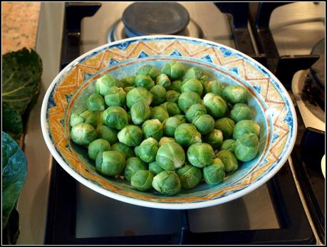 Last of the Brussels Sprouts