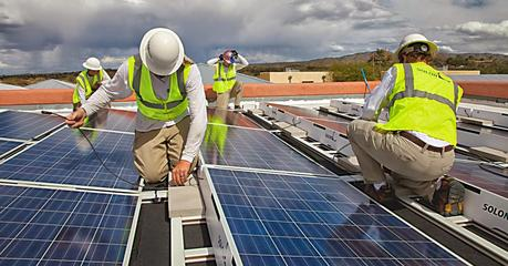 Things Commercial Solar Customers Should Keep in Mind When Installing a Solar PV System on their Rooftop