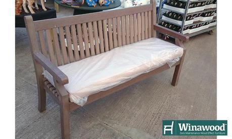 3 Seater Winawood Bench Cushion