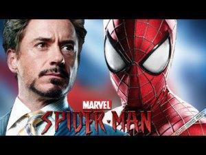 Spider-Man Tony STark