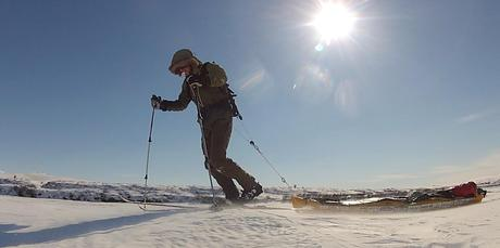 Dutch Adventurer to Ski 1200 Miles Across Canada