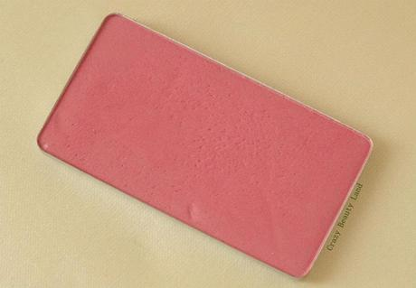 Inglot Freedom System Blush AMC #58: Review, Swatch, Price in India