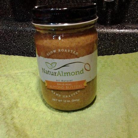Review and Recipe: NaturAlmond Almond Butter Cream Cheese Frosting