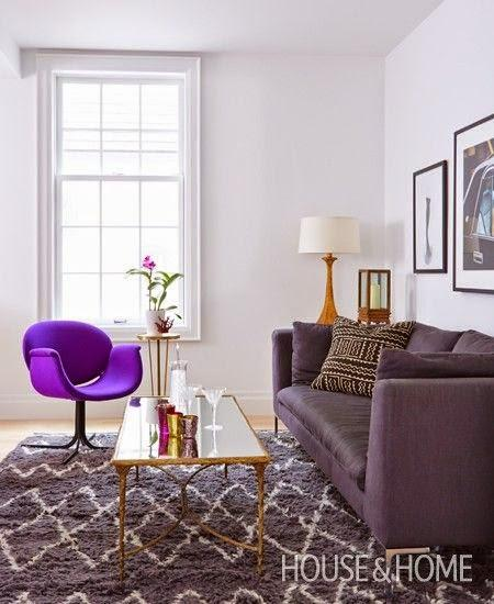 Dark and Moody Winter Rooms vs. Pops of Color for Spring