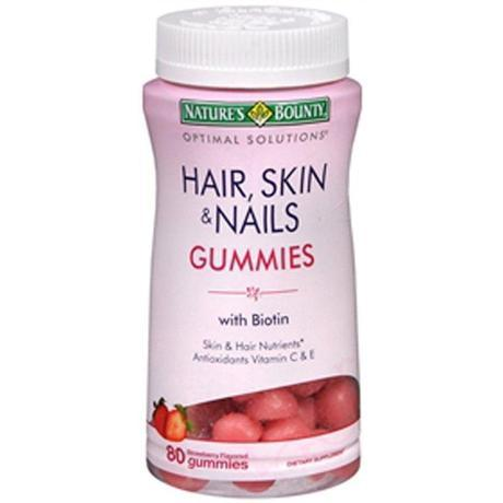Review | Nature\'s Bounty Hair, Skin & Nails Gummies - Paperblog