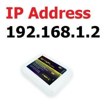 MiLight Wireless Bridge With Static IP