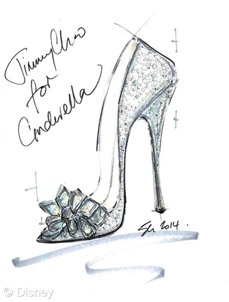 Jimmy Choo for Cinderella