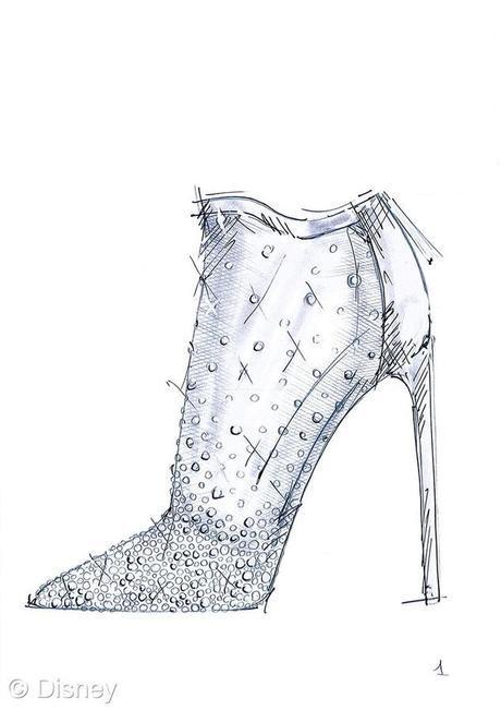 Stuart Weitzman for Cinderella