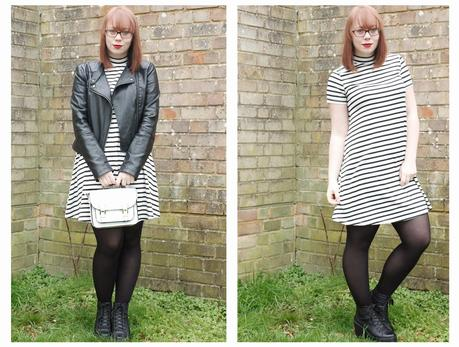 Outfit - Sixties Swing Dress