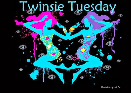 Twinsie Tuesday: Anti-Valentine's Day