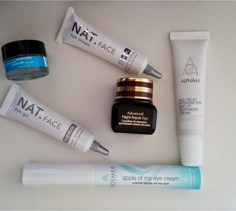 Eye Creams I'm Loving