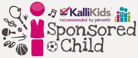 Amazing Opportunities for Children To Win Fun Sponsored Child Places with #KalliKidsSponsoredChild