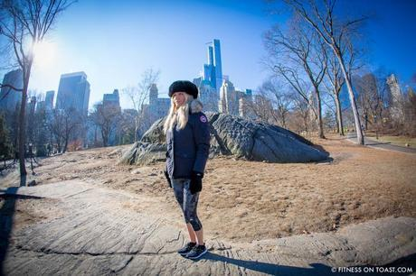 Fitness On Toast Faya Blog Girl New York USA Adidas Ultra Boost Launch Central Park-9