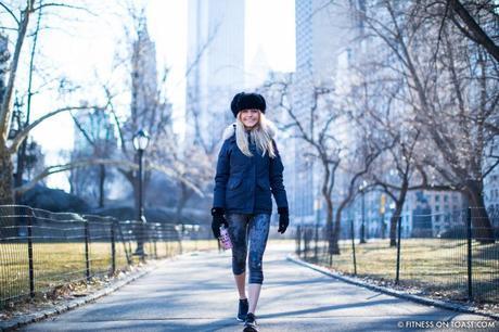 Fitness On Toast Faya Blog Girl New York USA Adidas Ultra Boost Launch Central Park-6