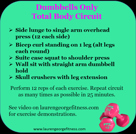 Workout Wednesday - My Five Favorite At Home Workouts