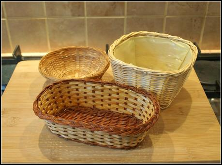 Some new baskets