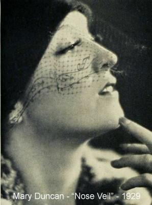 1930s Fashion – The second coming of Hat Veils