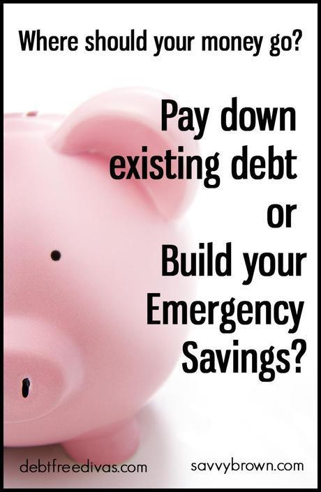 debt fee divas, no buymonth, savvybrown
