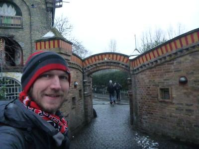 World Borders: Crossing into the Zany Freetown of Christiania.