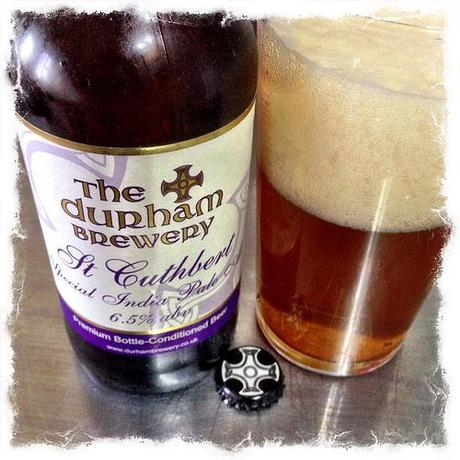 The Durham Brewery - St Cuthbert Special India Pale Ale