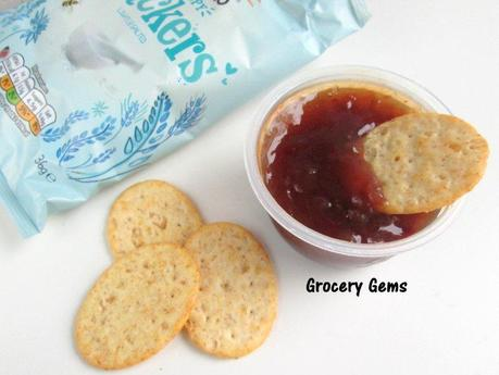New Walkers Sunbites Crispy Crackers, Pitta Bakes and Crackers & Dip