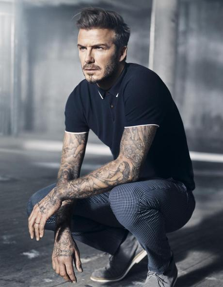 H&M David Beckham Collections