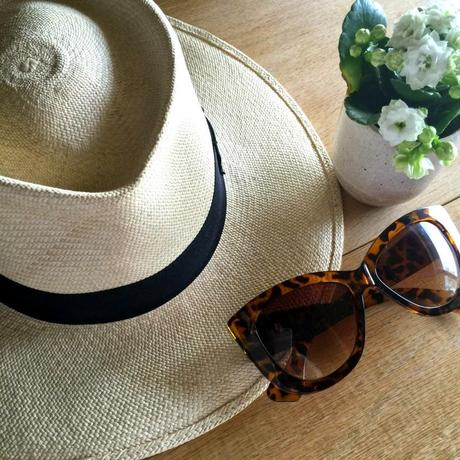 Transformative Power of Accessories … A Panama Hats … 8 ways